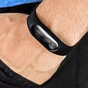 Фитнес браслет intelligence health bracelet M3 черный 149488, фото 5
