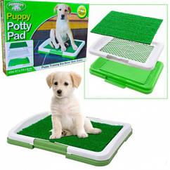 Домашній туалет лоток для собак Puppy Potty Pad