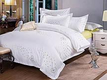 Красивый, прочный комплект постельного белья из сатина