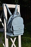 Жіночий рюкзак блакитний, фото 1