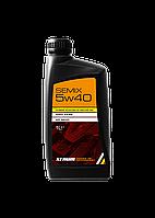 Гибридное синтетическое моторное масло XENUM SEMIX 5W40 1 л (2027001A)