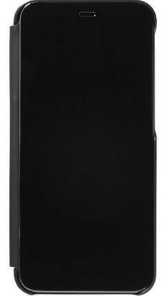 Чехол-книжка SA A750/A7 (2018) black Clear View, фото 2