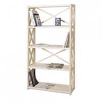 Стеллаж для книг деревянный 5 полок RAN5
