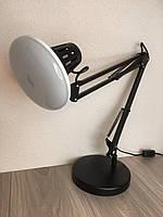 Настольная LED лампа для мастера маникюра 800 X, 18 W, черный цвет