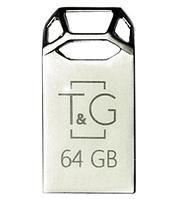 USB флешка Flash Drive 64Gb T&G Metal series TG110-64G original