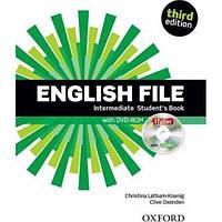 Учебник английского языка English File 3rd Edition Intermediate Student's Book