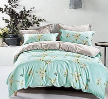 Очаровательное, практичное постельное белье сатин евро комплект