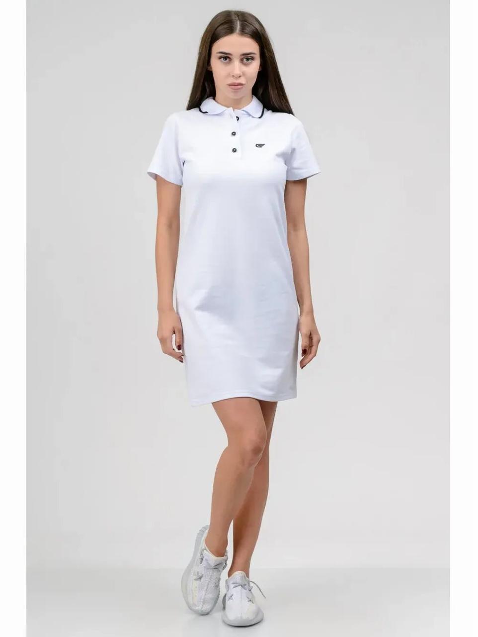 Женское спортивное платье поло PL006-6