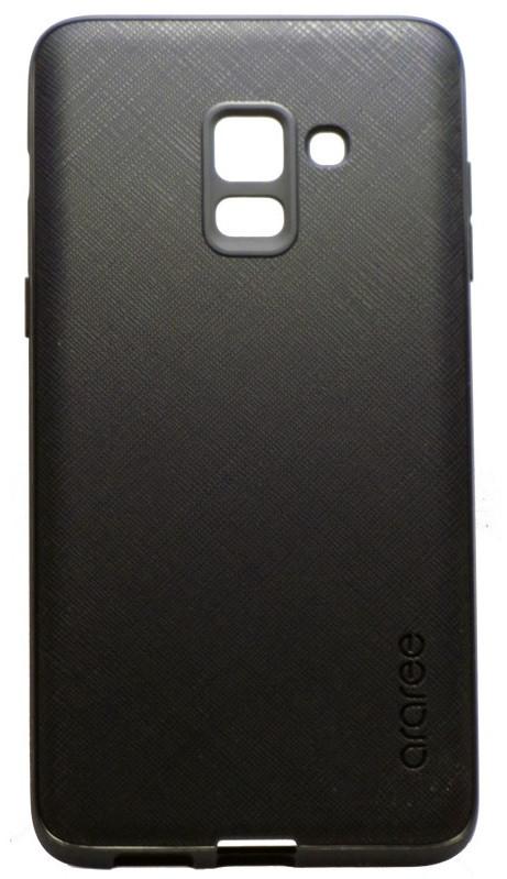 Накладка SA A530 A8 black Airfit Araree