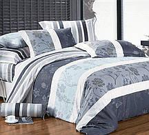 Очаровательное, практичное постельное белье сатин евро комплект разноцветный