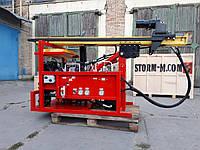 Малогабаритная гидравлическая буровая установка STORM 20 S