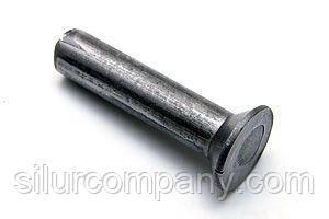 Заклепка алюминиевая с плоской головкой ГОСТ 10303-80