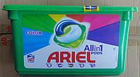 Ariel Color капсулы для стирки цветного белья 40 капсул