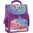 Рюкзак школьный каркасный с фонариками Bagland Успех 12 л. фиолетовый 502 (00551703), фото 2