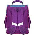 Рюкзак школьный каркасный с фонариками Bagland Успех 12 л. фиолетовый 502 (00551703), фото 4