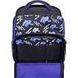 Рюкзак школьный Bagland Школьник 8 л. черный 662 (0012870), фото 4