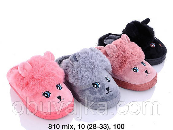 Обувь для дома Комнатные тапочки оптом от фирмы Lion(28-33), фото 2