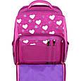 Рюкзак школьный Bagland Школьник 8 л. 143 малиновый 682 (0012870), фото 4