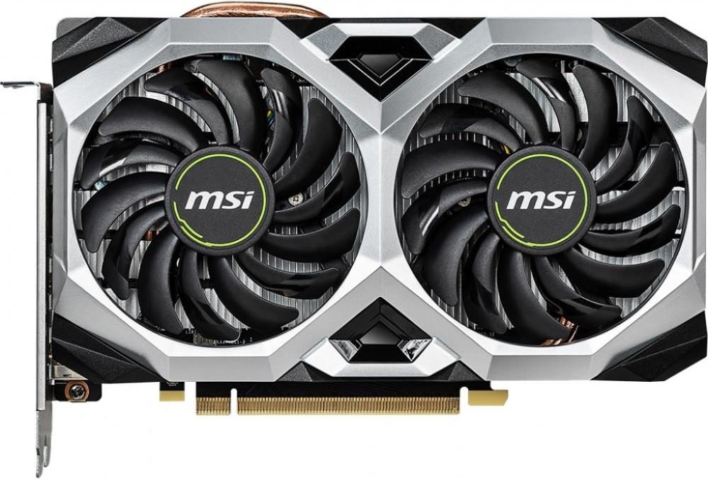 Відеокарта MSI GeForce RTX2060 6GB GDDR6 VENTUS XS OC (RTX2060_VENTUS_XS_6G_OC)