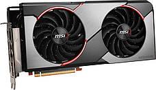 Відеокарта MSI Radeon RX 5600 XT 6GB DDR6 GAMING X (RX_5600_XT_GAMING_X), фото 2