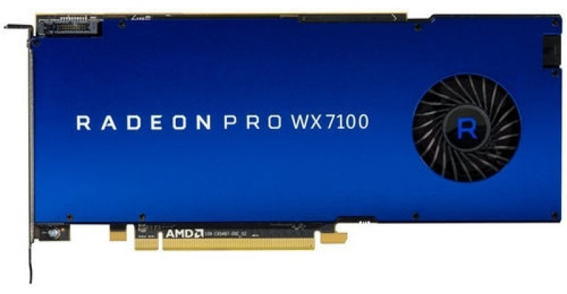 Відеокарта HP Radeon Pro WX 7100 8GB Graphics (Z0B14AA)