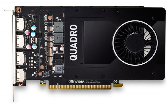 Відеокарта HP NVIDIA Quadro P2000 5GB Graphics (1ME41AA)
