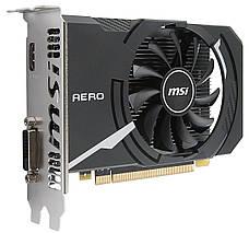 Відеокарта MSI GeForce GT1030 2GB DDR5 ITX OC (GF_GT_1030_AERO_ITX_2G_O), фото 2