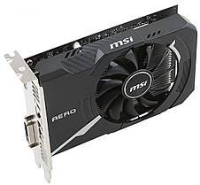 Відеокарта MSI GeForce GT1030 2GB DDR5 ITX OC (GF_GT_1030_AERO_ITX_2G_O), фото 3