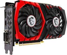 Видеокарта MSI GeForce GTX1050TI 4GB DDR5 GAMING (GF_GTX_1050_Ti_GAMING_4G), фото 3