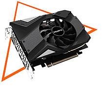 Відеокарта GIGABYTE GeForce GTX1660 Ti 6GB DDR6 192bit DPx3-HDMI MINI ITX (GV-N166TIX-6GD), фото 2