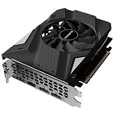 Відеокарта GIGABYTE GeForce GTX1660 Ti 6GB DDR6 192bit DPx3-HDMI MINI ITX (GV-N166TIX-6GD), фото 3