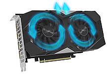 Відеокарта GIGABYTE GeForce GTX1660 6GB DDR5 192bit DPx3-HDMI D5 (GV-N1660D5-6GD), фото 2