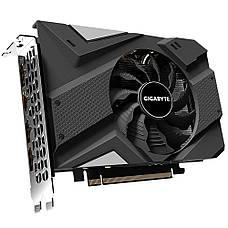 Видеокарта GIGABYTE GeForce RTX2060 6GB DDR6 192bit DPx3-HDMI MINI ITX (GV-N2060IX-6GD), фото 2