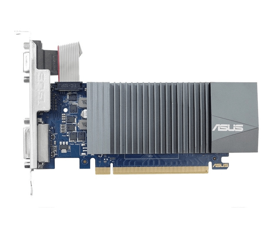 Відеокарта ASUS GeForce GT710 2GB DDR5 (GT710-4H-SL-2GD5)