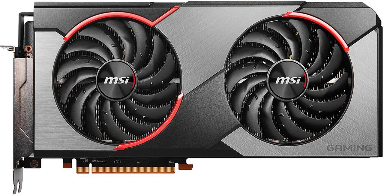 Видеокарта MSI Radeon RX 5700 8GB DDR6 GAMING (RADEON_RX5700_GAMING)