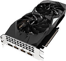 Відеокарта Gigabyte GeForce GTX1650 GAMING OC 4G (GV-N1650GAMING_OC-4GD), фото 3