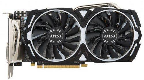 Відеокарта MSI Radeon RX 570 8GB DDR5 ARMOR OC (RX_570_ARMOR_8G_OC), фото 2