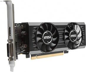 Відеокарта MSI GeForce GTX1650 4GB DDR5 OC Low Profile (GF_GTX1650_4GT_LP_OC), фото 2