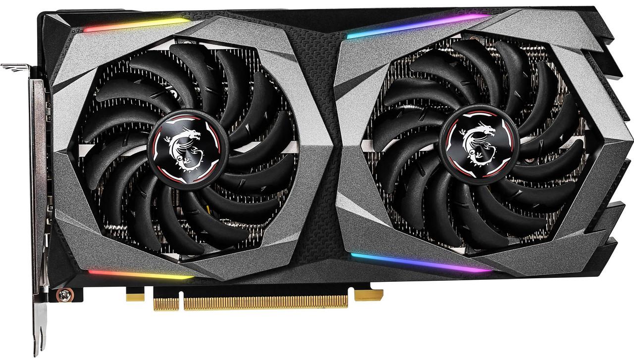 Видеокарта MSI GeForce RTX2060 SUPER 8GB GDDR6 (GF_RTX_2060_SUPERGAMINGX)
