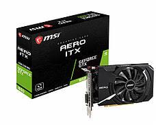 Видеокарта MSI GeForce GTX1650 4GB DDR5 ITX (GF_GTX1650_AERO_ITX_4G), фото 3