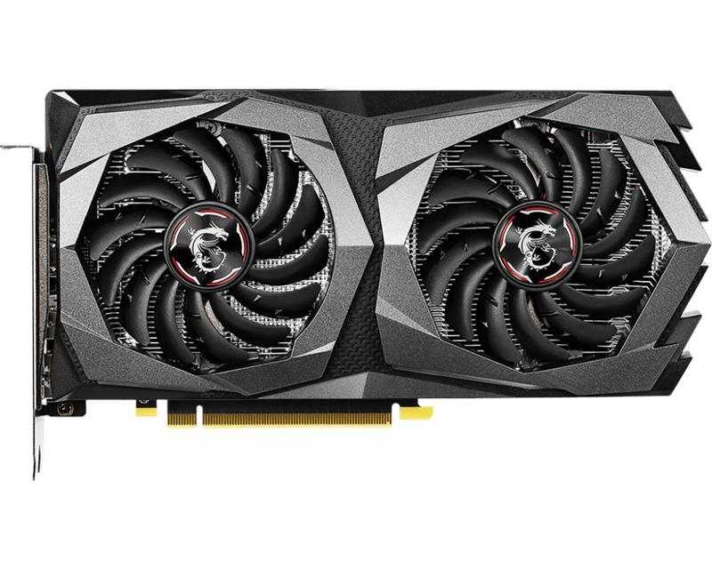 Відеокарта MSI GeForce GTX1650 4GB DDR6 GAMING X D6 (GTX_1650_D6_GAMING_X)