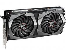 Відеокарта MSI GeForce GTX1650 4GB DDR6 GAMING X D6 (GTX_1650_D6_GAMING_X), фото 3