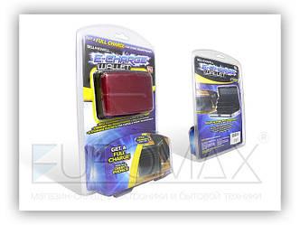 Кошелек E-Charge Wallet внешний аккумулятор (power bank) 120шт 00065