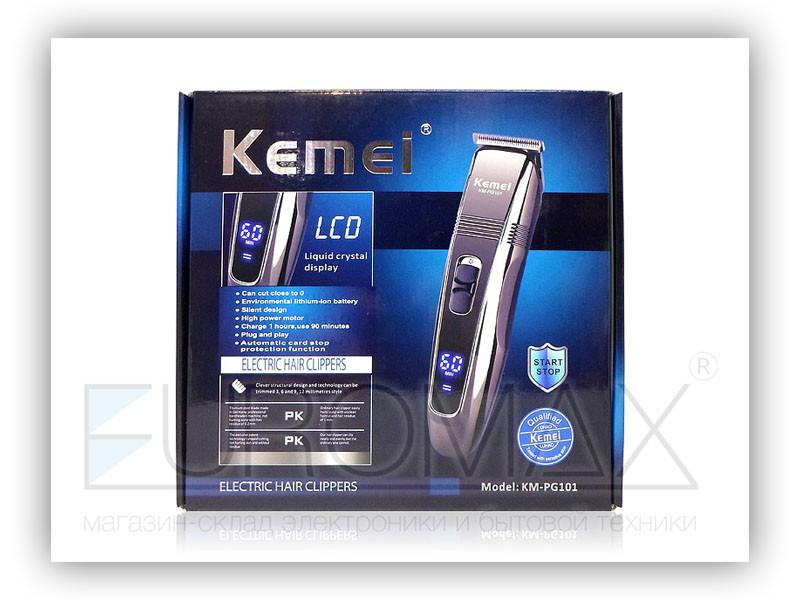 Машинка для стрижки волос Kemei 40шт LFQ-KM-PG101