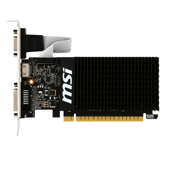 Видеокарта MSI GeForce GT710 2GB DDR3 64bit (GT_710_2GD3H_LP)