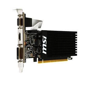 Видеокарта MSI GeForce GT710 2GB DDR3 64bit (GT_710_2GD3H_LP), фото 2
