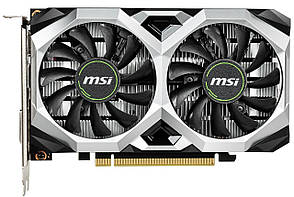 Видеокарта MSI GeForce GTX1650 4GB DDR5 VENTUS XS OC (GF_GTX1650VENTUS_XS_4GOC), фото 2