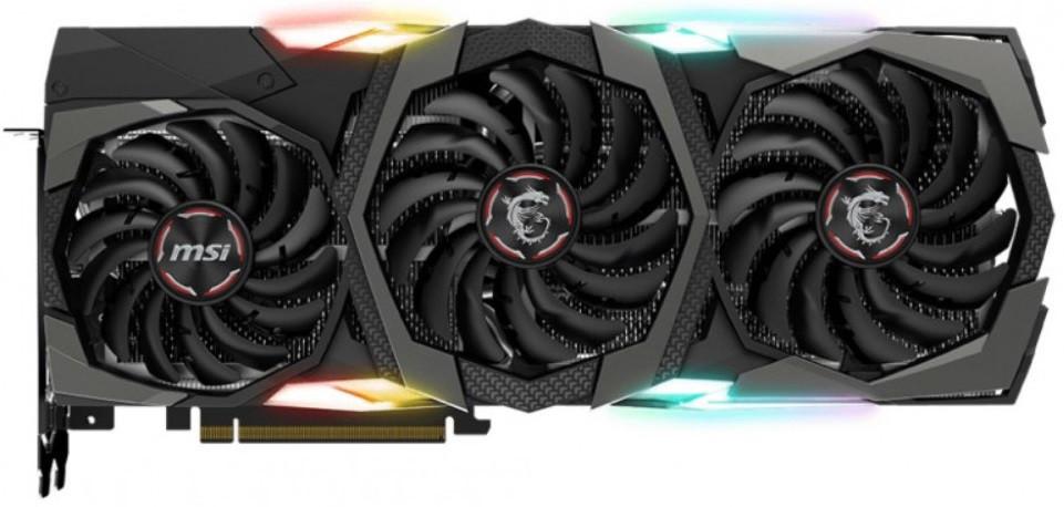 Відеокарта MSI GeForce RTX2080 Ti 11GB GDDR6 GAMING X TRIO (GF_RTX_2080_TI_GAM_X_TRI)