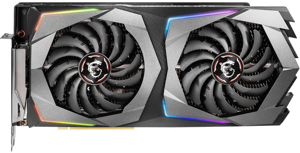 Видеокарта MSI GeForce GTX1660 6GB GDDR5 GAMING X (GTX_1660_GAMING_X_6G)