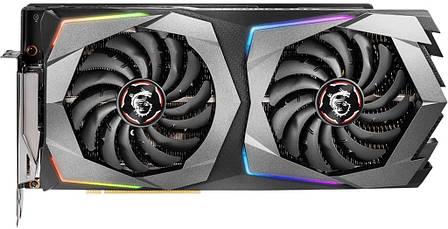 Видеокарта MSI GeForce GTX1660 6GB GDDR5 GAMING X (GTX_1660_GAMING_X_6G), фото 2